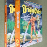 DRAGONQUEST: An Old School not-D&D RPG