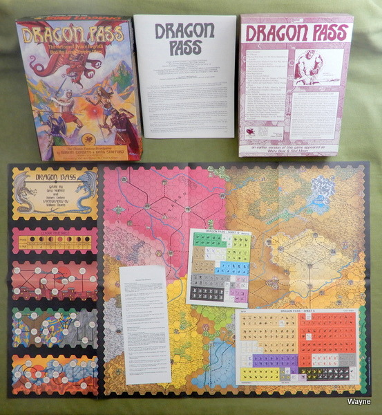 Dragon Pass box set 92