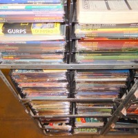 GURPS - Our shelf pics