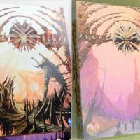 PLANESCAPE: Box Concept Art vs. Release Art