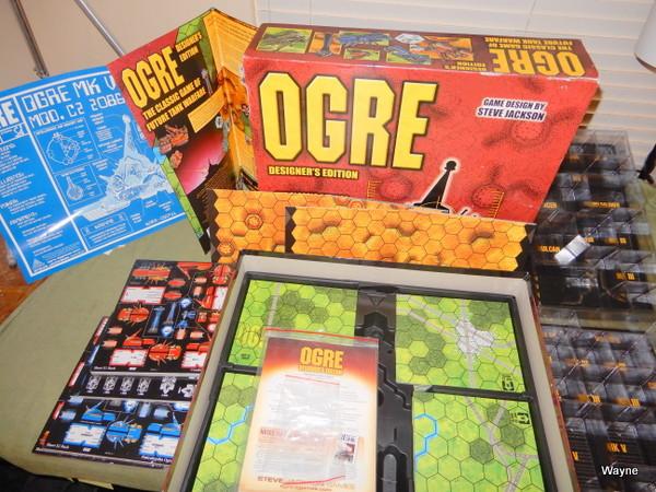 OGRE Designer's Edition box set