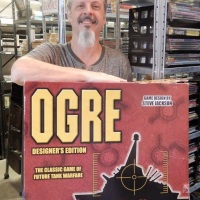 OGRE: The Giant Designer's Edition