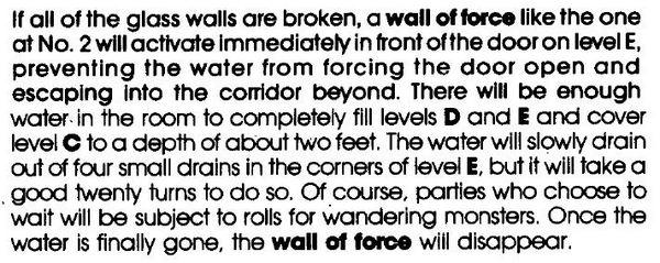 Breached walls