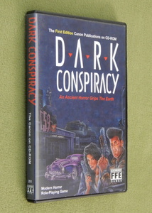 Dark Conspiracy 1e CD-ROM