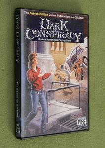 Dark Conspiracy 2e CD-ROM