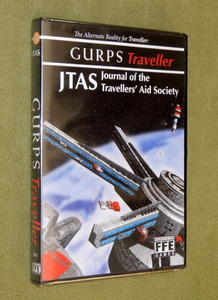 GURPS Traveller - JTAS Journal of the Travellers' Aid Society Online Archive