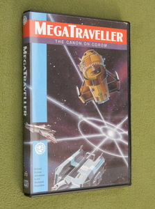 Megatraveller CD-ROM