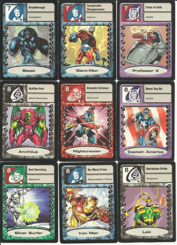 MSH Saga cards 10