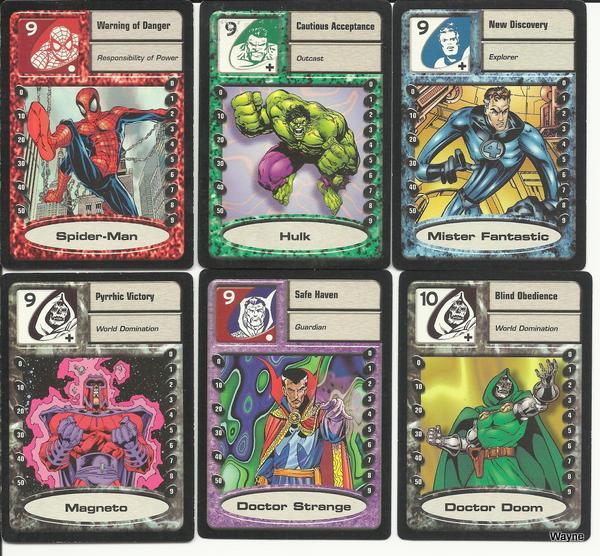 MSH Saga cards 11