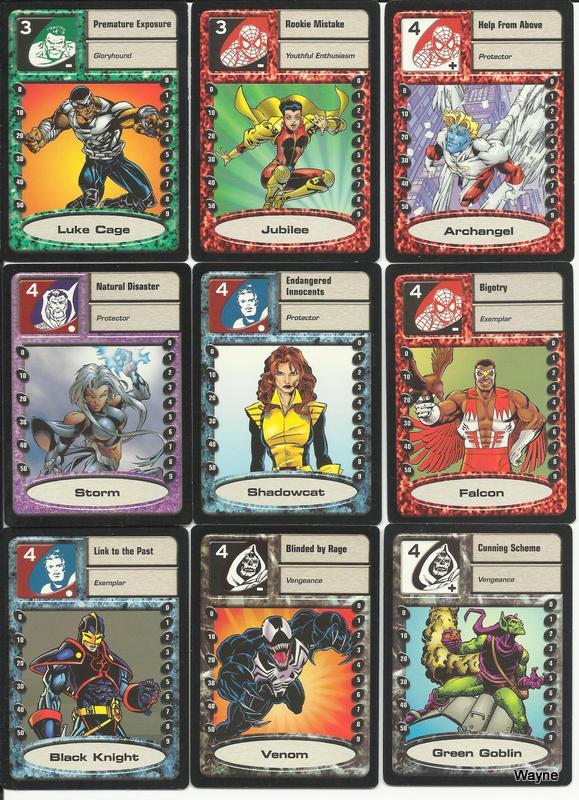 MSH Saga cards 3