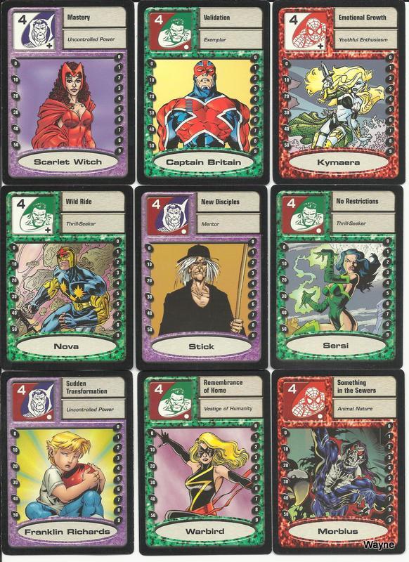 MSH Saga cards 4