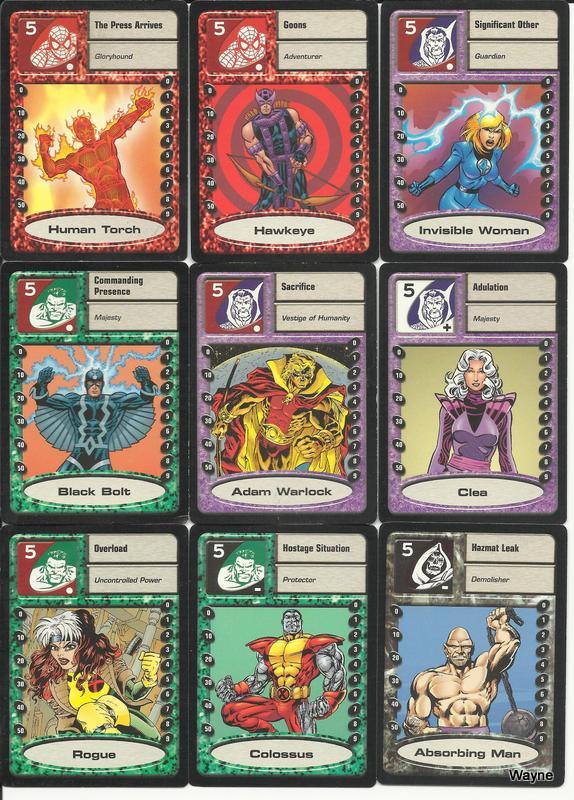 MSH Saga cards 6