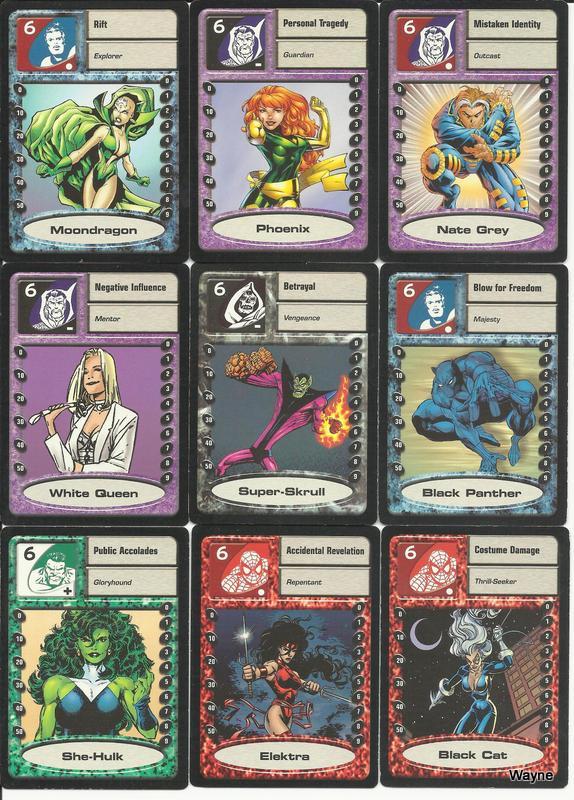 MSH Saga cards 8