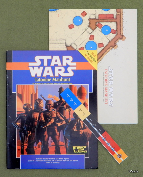 Tatooine Manhunt set 02