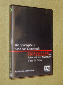 Traveller Apocrypha-1 - FASA Gamelords CD-ROM