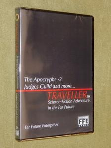 Traveller Apocrypha-2 - Judges Guild more CD-ROM