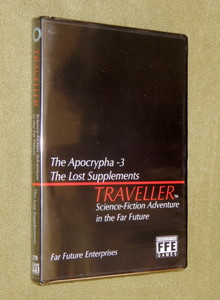 Traveller Apocrypha-3 - Lost Supplements CD-ROM