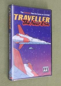 Traveller - The New Era CD-ROM SW