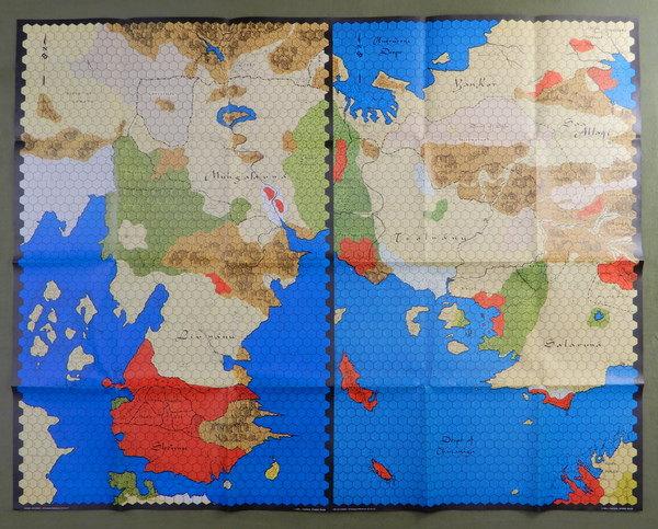 EPT maps