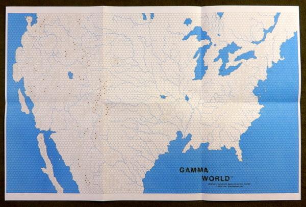 Gamma World 1e 3p map