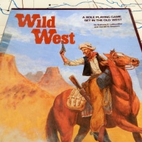 WILD WEST RPG: The Lost Cousin of Boot Hill (1981)