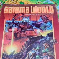GAMMA WORLD 2nd edition (1983-84): 1st ed gets a revision