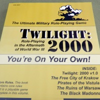 Twilight 2000 1st Edition Reprint: The Core Rules, plus the Poland Campaign in One Book