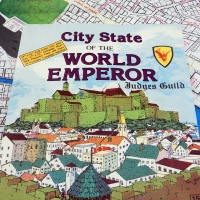 City State of the World Emperor (1980): Classic D&D Urbancrawl