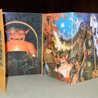 AD&D 1e Gold DM Screens: A Visual Guide to Printings