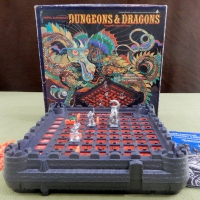Mattel Dungeons & Dragons Computer Labyrinth Game (1980): Play By Ear