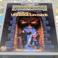 Ruins of Undermountain 2 (1994): Go Deeper in Forgotten Realms' Megadungeon