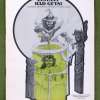 Instant Bad Guys (1977): Statted NPCs for OD&D