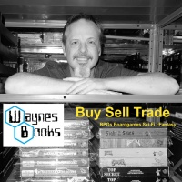 Sell or Trade your RPGs to Wayne - It's Easy!