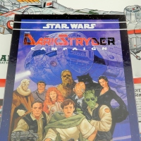 DARKSTRYDER Campaign Set (1995): Star Wars RPG gritty and dark long before Rogue One