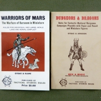 WARRIORS OF MARS (1974): A Rare Lost Cousin of D&D