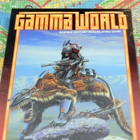 GAMMA WORLD 3rd edition (1986-87): ACT Table Rules, Mutated Plants and Tech V devices