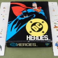 DC HEROES RPG 2e (1989): Card Photos and Reference