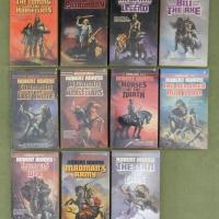 HORSECLANS Series (1970s-80s): Strange and Savage Post Apocalypse North America