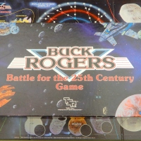 Buck Rogers Boardgame (1988): Axis & Allies Gameplay in a Solar System in Motion