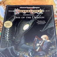 Time of the Dragon (1989): Taladas, the Other Shattered Continent in Dragonlance